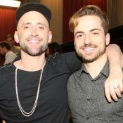 Paulo Gustavo e marido celebram o amor no Dia da Luta Contra o Preconceito LGBT+