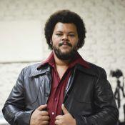 Babu Santana conta que se arrepiou filmando cena final de 'Tim Maia': 'Marcante'