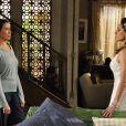 Novela 'Fina Estampa': Grisela (Lilia Cabral) e Tereza Cristina (Christiane Torloni) são arquirrivais