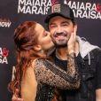 Maiara e Fernando não terminaram namoro após deixarem de se seguir no Instagram, em 30 de maio de 2020