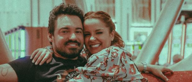 Maiara e Fernando explicam unfollow em live: 'Tomou cachaça e brigou comigo'