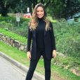 Marcela Monteiro, na CNN, vê mudança em seus looks após trabalhar com entretenimento na Globo