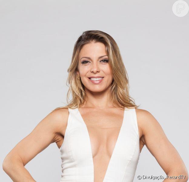 Namorado de Sheila Mello, João Souza, o Feijão, recebeu pedido da atriz ao se declarar para ela