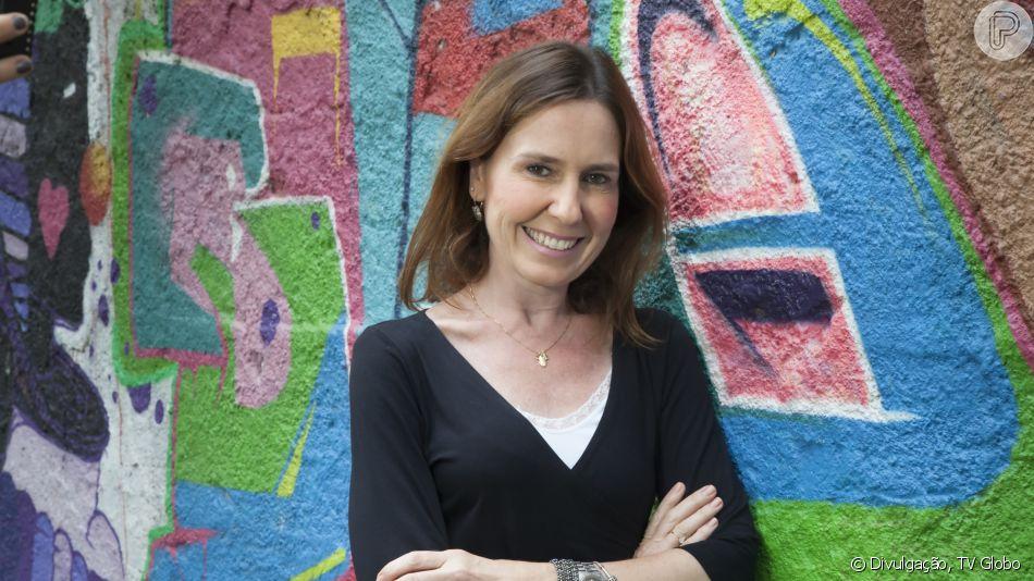 Curada do novo coronavírus, Susana Naspolini agradeceu mensagens dos fãs: 'Não tenho a menor dúvida de que ajudaram demais'