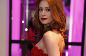 Marina Ruy Barbosa mostra sensualidade através de Maria Isis: 'Estou crescendo'