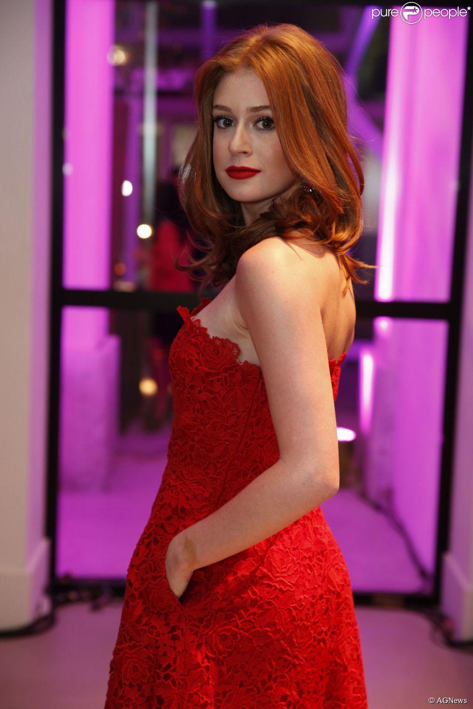Marina Ruy Barbosa está no ar na novela 'Império' como a ninfeta Maria Isis. Para a atriz, uma oportunidade de mostrar sua sensualidade
