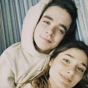 Sasha está passando quarentena com João Figueiredo. 'Casa do namorado', diz Xuxa