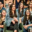 Bruna Marquezine lamenta exposição: ' Fizeram essa 'pegadinha' com a gente ao vivo. Uó'
