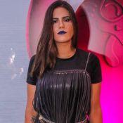 Antonia Morais corta cabelo do namorado, Paulo Dalagnoli: 'Profissional'. Vídeo!
