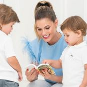 Andressa Suita relata desafios da maternidade: 'Grito e depois choro de culpa'