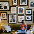 Casa de Bruna Marquezine conta com várias obras de artes