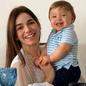Sabrina Petraglia revela reação ao descobrir gravidez do 2º filho: 'Desesperada'