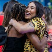 Bianca Andrade manda beijo para Rafa Kalimann e coloca fim em polêmicas