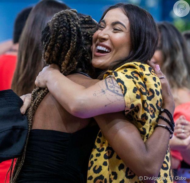Bianca Andrade e Rafa Kalimann voltaram a se falar