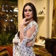 Thaila Ayala detalha relação com mundo fashion ao relançar marca de roupas