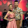 Fernanda Lima relembra bastidores de programa com Rodrigo Hilbert