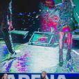 Maiara e Maraisa recebem MC Don Juan em show no Allianz Parque