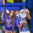 Simony é a nova rainha de bateria da Unidos do Peruche para o carnaval 2021