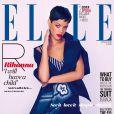 Capa da versão britânica da revista 'Elle', Rihanna manifestou pela primeira vez o desejo de ser mãe