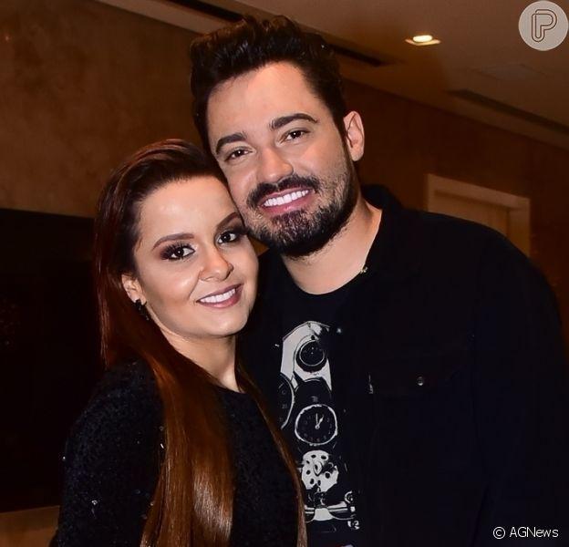 Juntos de novo: Maiara e Fernando Zor reatam namoro e fazem viagem. Saiba mais em matéria nesta quinta-feira, dia 06 de agosto de 2020
