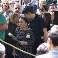 Mãe de Gugu Liberato, Maria do Céu completou 91 anos