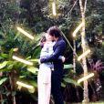 Nathalia Dill e Pedro Curvello  pretendem realizar uma cerimônia após a pandemia
