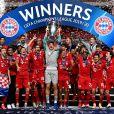 Bayern de Munique levanta a taça de campeão na Champions League pela 6ª vez