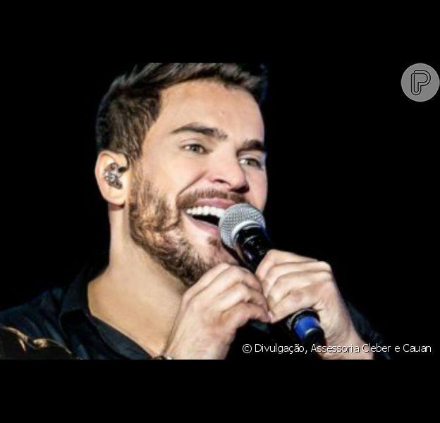 Fora da UTI após contrair Covid-19, cantor Cauan chora em vídeo postado nesta segunda-feira, dia 24 de agosto de 2020