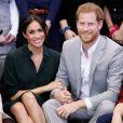 Meghan Markle contou que Harry é um 'lindo exemplo' para o filho do casal