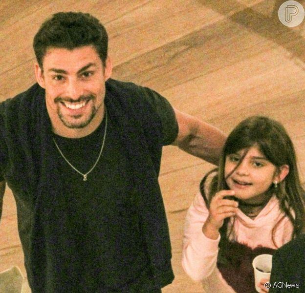 Filha de Grazi Massafera e Cauã Reymond, Sofia vai estrelar filme com o pai