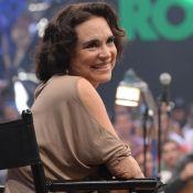 Regina Duarte faz cirurgia de emergência após queda: 'Fui de boca no chão'