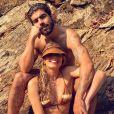 Grazi Massafera curtiu viagem ao Mato Grosso com o namorado, Caio Castro