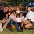 Dom, caçula de Thyane Dantas e Wesley Safadão, ganha festa pelos 2 anos
