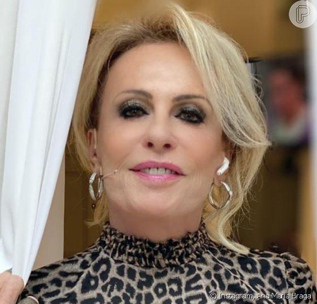 Ana Maria Braga conta que sofreu assédio sexual de diretor