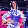 Bianca Andrade ganha elogio de Rodrigo Faro em premiação: 'Tem carisma'