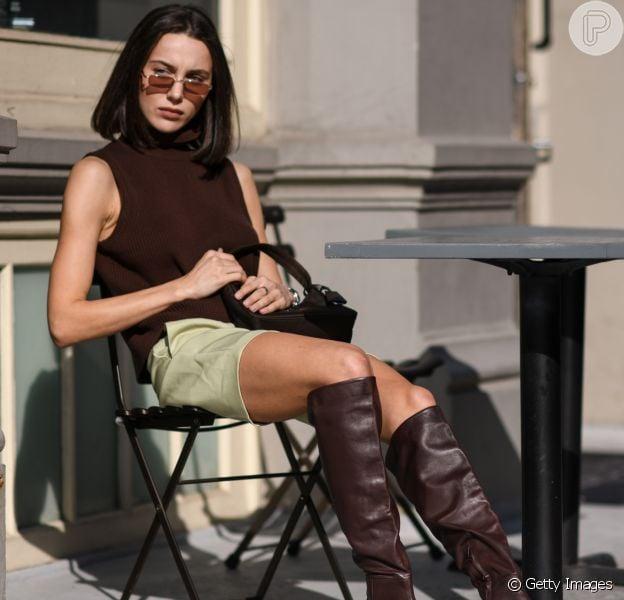 Bota no calor: veja dicas para usar o sapato nos dias quentes