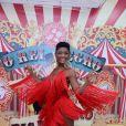 Erika Januza estreou como musa do Salgueiro no Carnaval 2020