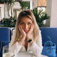Flavia Pavanelli fala sobre chances de voltar a ficar morena: ' Se depender de mim e não tiver que mudar para nenhum personagem, devo ficar loira por um tempo'