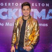 Lucas Veloso vai ser papai! Namorada do ator, Gessica Oliveira está no 1º mês de gravidez