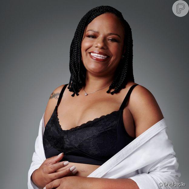 A Marisa ampliou a linha Recomeço, com sutiãs desenvolvidos para mulheres em tratamento contra o câncer