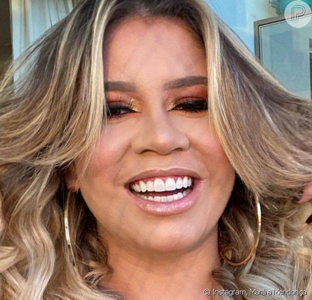 Marilia Mendonça sofre criticas por nariz