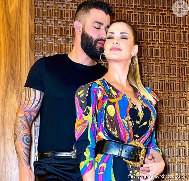 Gusttavo Lima entrega motivo de fim do casamento com Andressa Suita