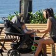 Geovanna Tominaga é mãe de Gabriel, de 1 ano e 4 meses