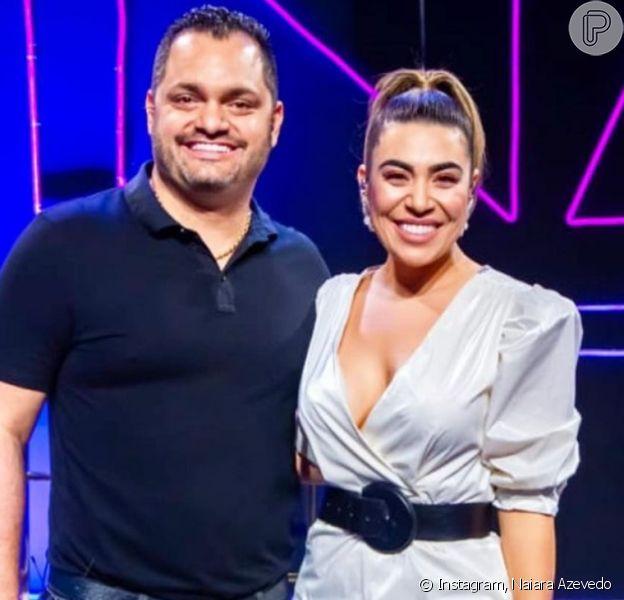 Naiara Azevedo comemora aniversário de casamento com Rafael Cabral