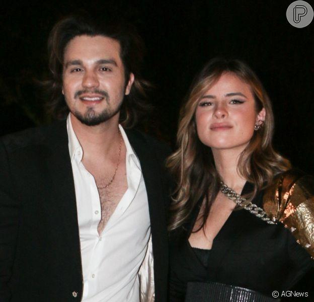 Giulia Be foi acusada de ser pivô da separação de Luan Santana e Jade Magalhães