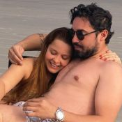 Dupla Maraisa, Maiara exibe foto com Fernando na cama: 'Par de vaso'