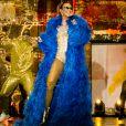 Ivete Sangalo usa óculos e body em 3º look no Prêmio Multishow 2020