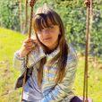 Filha de Roberto Justus e Ticiane Pinheiro, Rafa Justus se divertiu com a nova mulher do pai, Ana Paula Siebert em vídeos