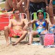 Irmão de Anitta, Renan apareceu ao lado dela em clipe novo