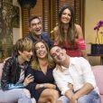Cissa Guimarães é apresentadora do 'É De Casa'